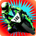 Motorcycle Mania Racing icon