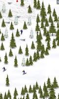 Screenshot of Alpine Boarder Lite