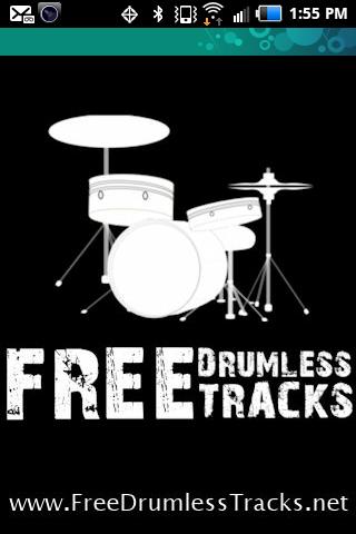 Free Drumless Tracks