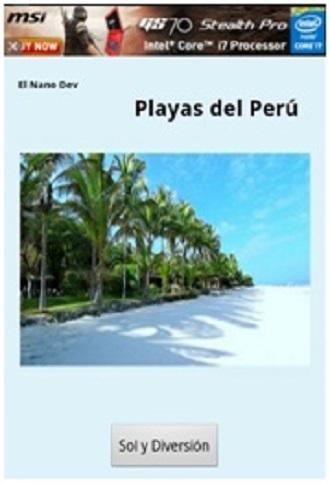 Playas Perú