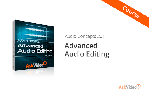 Advanced Audio Editing