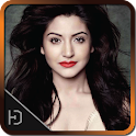 Anushka sharma hd wallpapers logo
