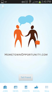 Hometown Opportunity- screenshot thumbnail