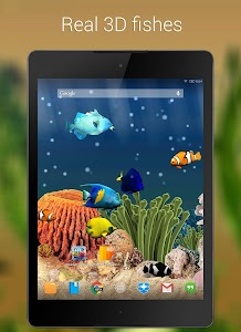 Aquarium 3D Live Wallpaper v1.2.2