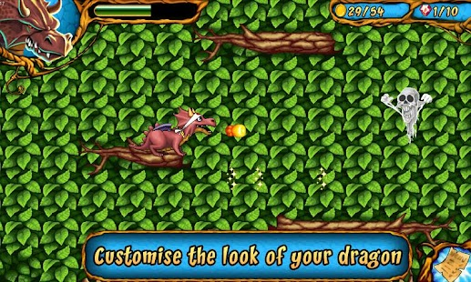 Dragon & Dracula: platformer - screenshot thumbnail