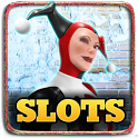 Joker's whistle: Free slots icon