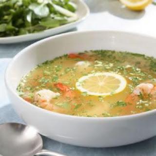 Yucatan Lemon Soup.