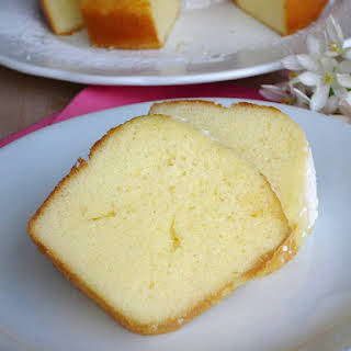 Sweetened Condensed Milk Cake.