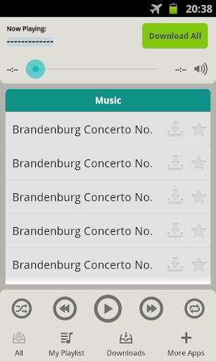 無料音乐Appのヨハン・ゼバスティアン・バッハ音楽 ダウンロード 記事Game