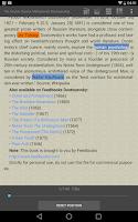 Screenshot of FBReader: Favorite Book Reader