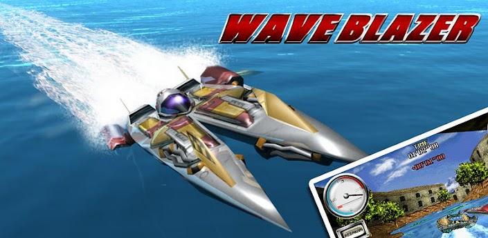 Wave Blazer - гонки на катерах для Андроид