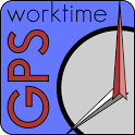 GPS Worktime icon