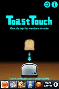 Toast Touch - screenshot thumbnail