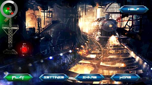 刺客射擊遊戲列車