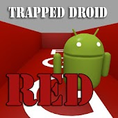 Trapped Droid Red