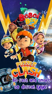 BoBoiBoy Puzzle Clash- screenshot thumbnail