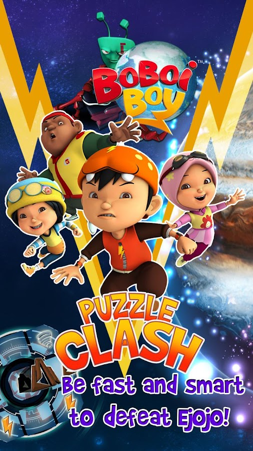 BoBoiBoy Puzzle Clash- screenshot