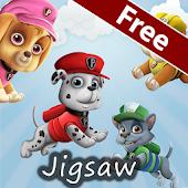 Paw Puppy Patrol: Jigsaw