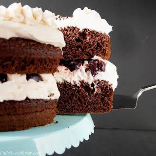 Easy Black Forest Cake.