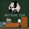 Nostalgic club GOLauncherTheme icon