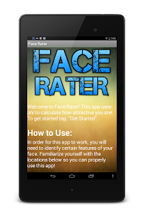 Face Rater - screenshot thumbnail