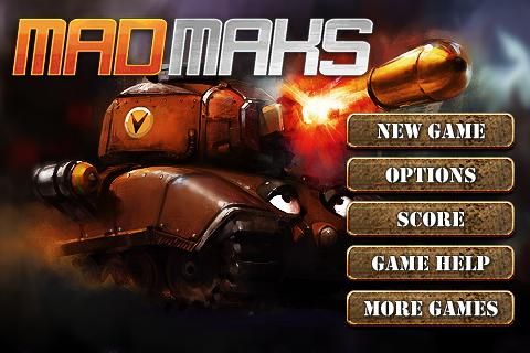 Mad Maks Full - screenshot