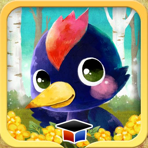黑啄木鸟的故事 LOGO-APP點子