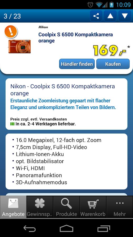 EURONICS – best of electronics - screenshot