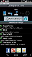 Screenshot of WiFi Web Login