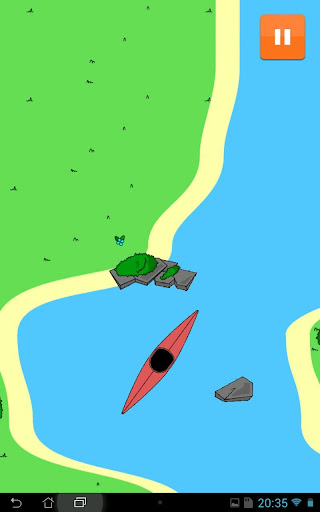 Hardest arcade — Red Kayak