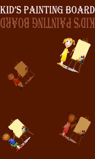 Kids Painting Board