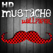 HD Mustache Wallpaper!