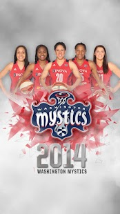 Washington Mystics Mobile - screenshot thumbnail
