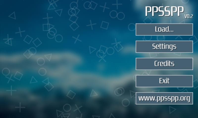 игры эмулятор psp на андроид