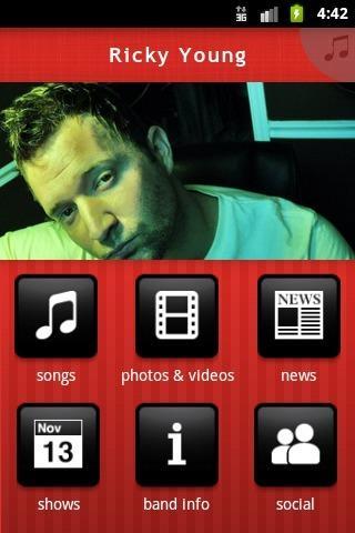Ricky Young - screenshot