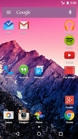 Action Launcher 3 3.5.1 screenshot 24238