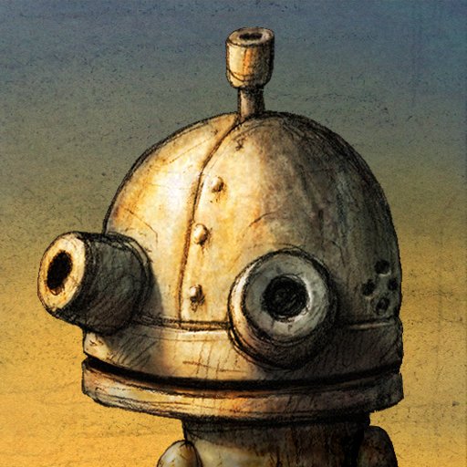 Machinarium LOGO-APP點子