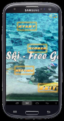 噴氣滑雪 - 免費遊戲