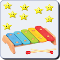 Xylophone Wood Toy icon
