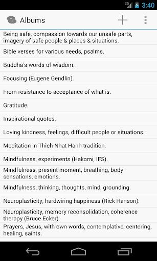 Meditation Creator