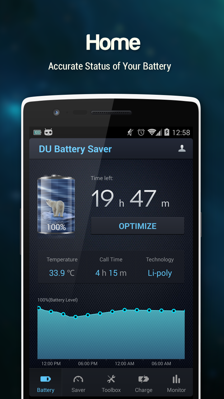 DU Battery Saver PRO & Widgets Screenshot 13
