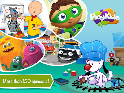 PlayKids - screenshot thumbnail