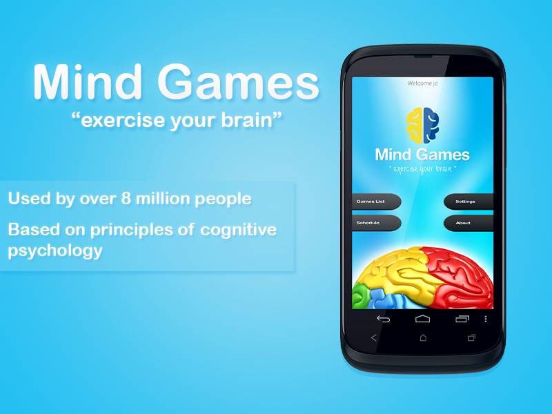 Mind Games Android Apps On Google Play - 10 best apps people love reading