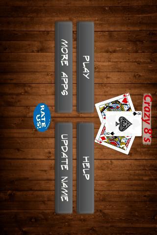 無料纸牌Appのクレージーエイツ|記事Game