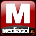 Mediagol Palermo News logo