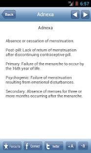 玩醫療App|Gynecology Glossary免費|APP試玩