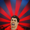 Snapping Suarez icon