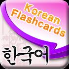 Learn Korean Vocabulary  Korean Flashcards icon