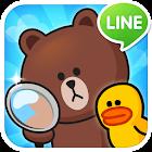 LINE HIDDEN CATCH icon