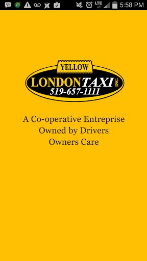 Yellow London Taxi Inc.